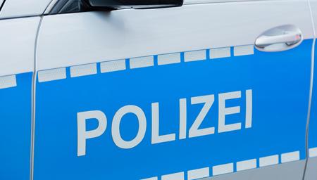 Police dans les opérations de police Banque d'images