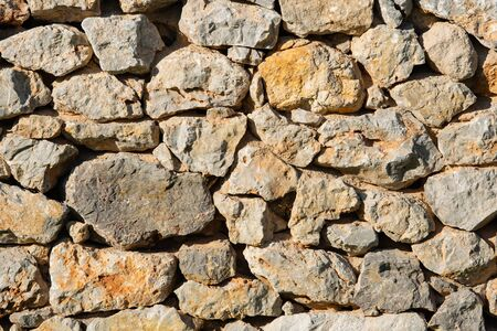 Stone floor texture with cracks and pattern as background for composing Stok Fotoğraf