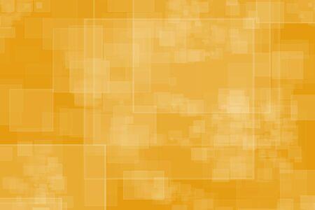 Portrait background in square design with the trend color Saffron Yellow