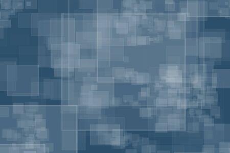 Portrait background in square design with the trend color Dark Denim Blue Stok Fotoğraf