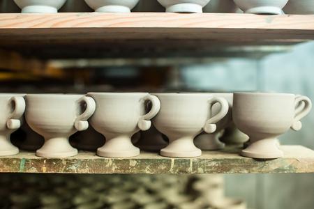 Traditional Greek ceramics Standard-Bild - 106362222