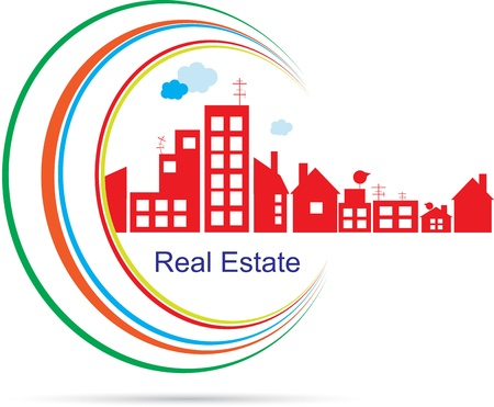 real property Stock Vector - 10963921