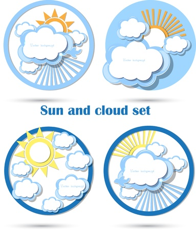 cloud vector  Vector