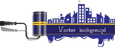Roller vector format Vector
