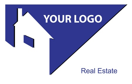 Real estate for your logo  Vector