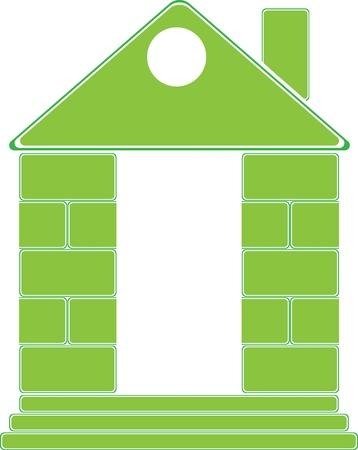 real estate Stock Vector - 11786012