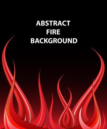 Fire vector format Vector
