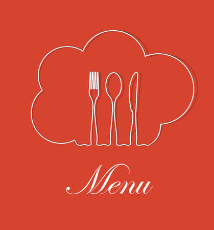 Restaurant menu design vector format Vector