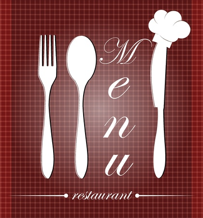 Restaurant menu design Stock Vector - 12838346