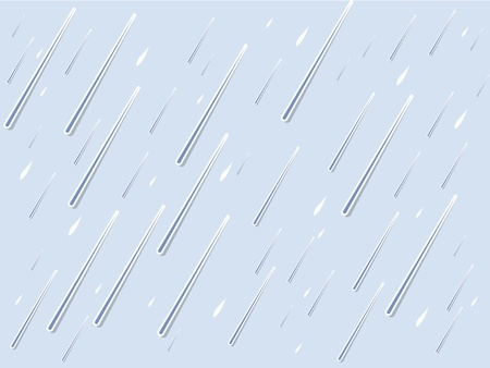 rain cloud background vector Vector