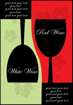 merlot: wine list design