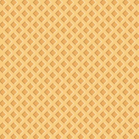 waffles: oblea de fondo Vectores