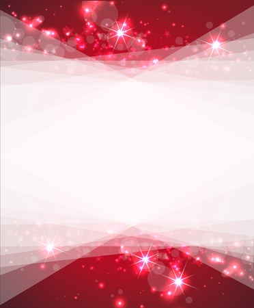 festive season: abstract holday background illustration
