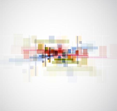 디지털: 추상 밝은 기술 dinamic 배경 퇴색