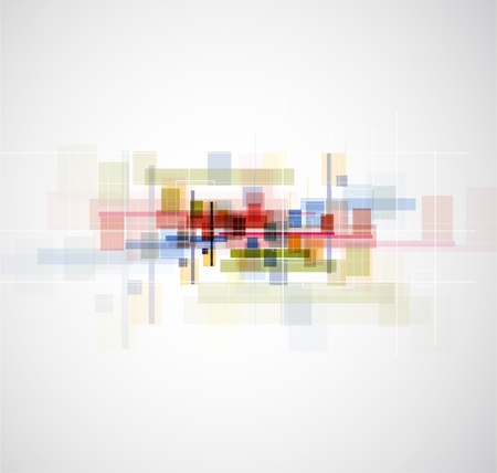 m�dia: Abstrato brilhante tecnologia dinamic desaparecer fundo