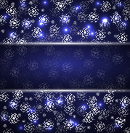 spindrift: christmas and new year night background