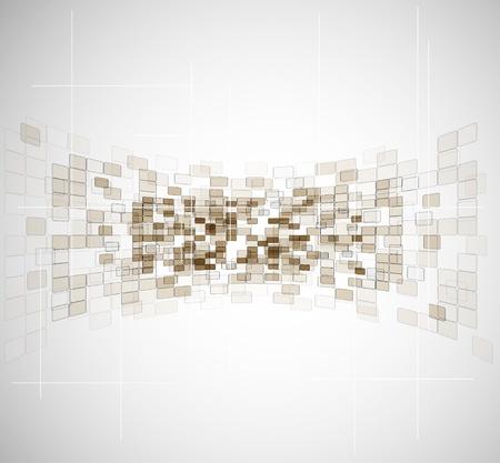 Fractalgeometrie cube tecnology betriebswirtschaftlichen Hintergrund