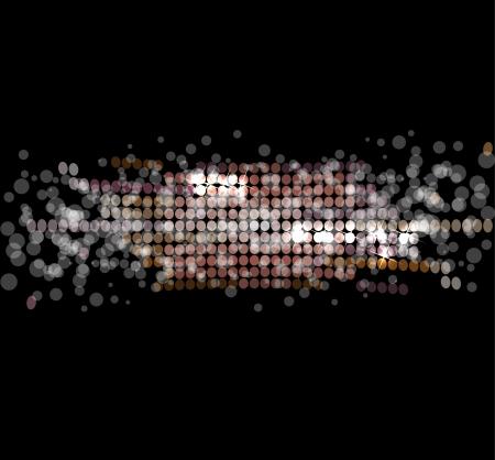 luz abstracta estrellas discoteca fondo