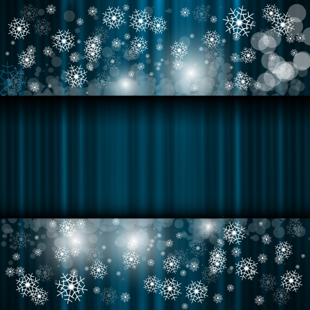 fayer: christmas and new year night background