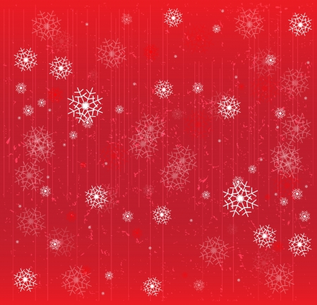christmas and new year night abstract sky background Vector
