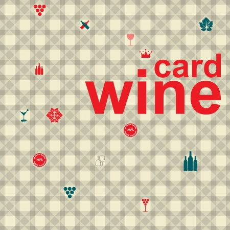 abstract drink background alcohol wine card menu Vector