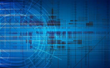 tecnologia virtual: Resumen de tecnolog�a din�mica oscuro fade bandera