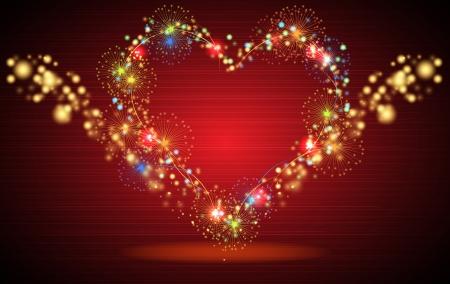 салют: Сердце салют Валентина фон баннера