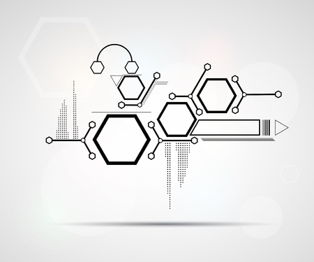 investigaci�n: Redes sociales conectadas por un fondo de la celda