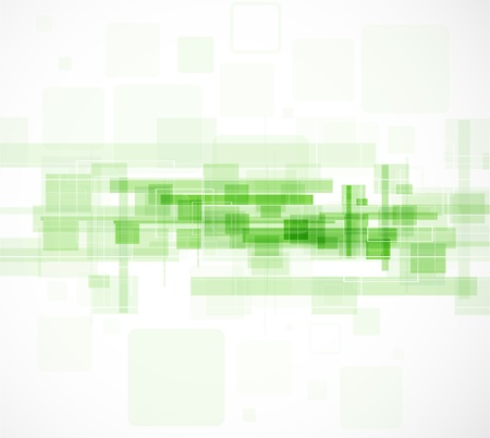 abstract eco green computer technology business texture Vector