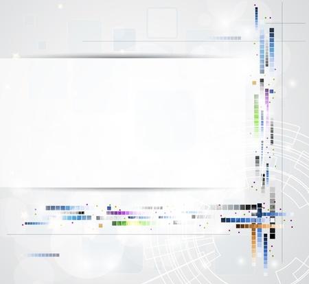 abstract blur computer technology business texture Stock Vector - 17514854