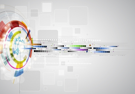 evolucion: abstracto borroso rayo tecnolog�a inform�tica empresarial bandera