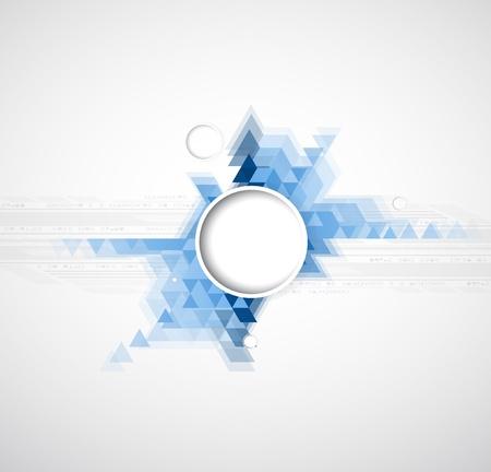 tecnología: la ciencia la tecnología de alta ordenador futurista internet conocimiento de los negocios