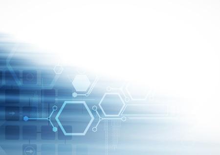 scientific equipment: science futuristic internet high computer technology business background