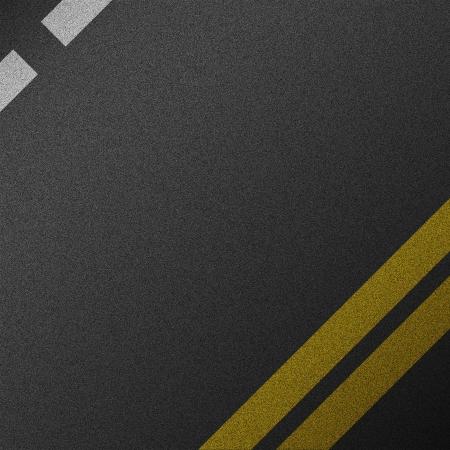 road background texture of rough black asphalt Stock Photo - 21075149