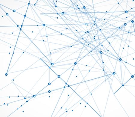 추상 미래의 회로 높은 컴퓨터 기술 사업 배경 스톡 콘텐츠 - 27234625