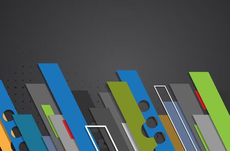 abstrakten globalen unendlich Computertechnik Konzept-Business-Hintergrund