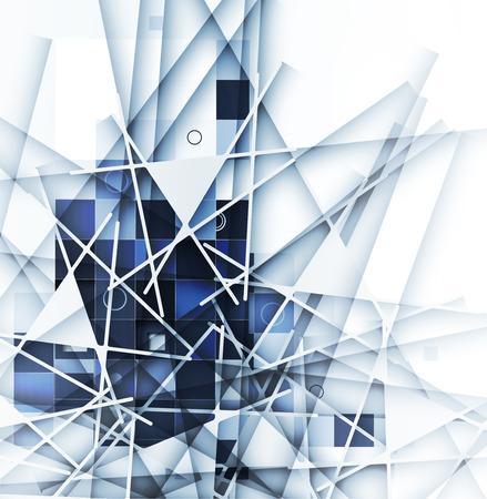 fiestas electronicas: La tecnología de fondo abstracto del hielo con líneas dentadas textura de la superficie helada