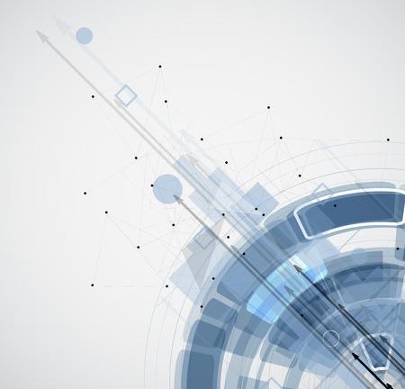 cogwheels: Integration and innivation technology. Best ideas for Business presentation model