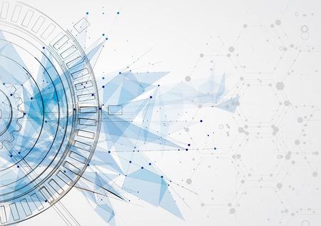 Integratie en innivation technologie. De beste ideeën voor Business presentatie model