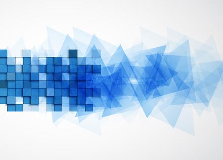 Integration und innivation Technologie. Die besten Ideen für die Präsentation des Unternehmens Modell Illustration
