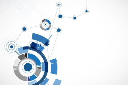 Colorful abstrait géométrique pour le modèle de conception