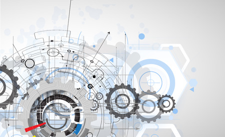 New Model Technology Business Background