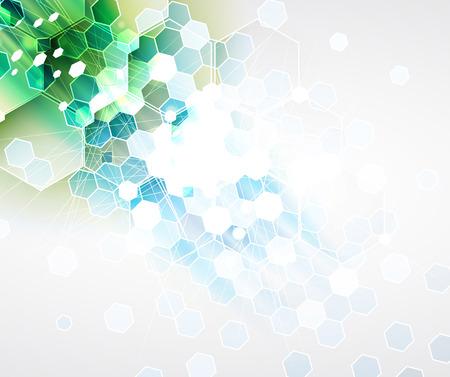 innovacion: Nueva futuro concepto de tecnología fondo abstracto para solución de negocio