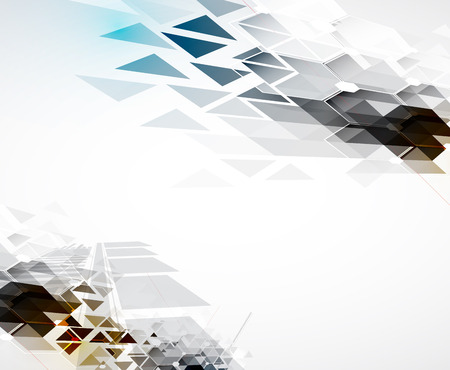 abstract background vector: Technology abstract background Vector Illustration