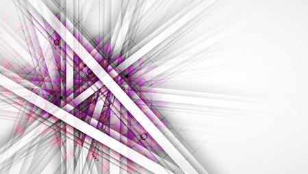 medium: Technology abstract background collection for business solution ideas. Vector image