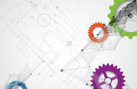 acquaintance: Antecedentes Nuevo Modelo de Tecnolog�a de Negocios Vectores