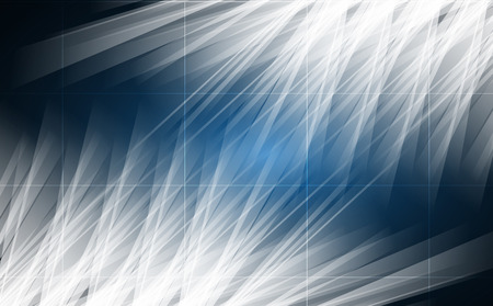 futuristic background: Abstract tech background. Futuristic interface. illustration with many geometric shape.