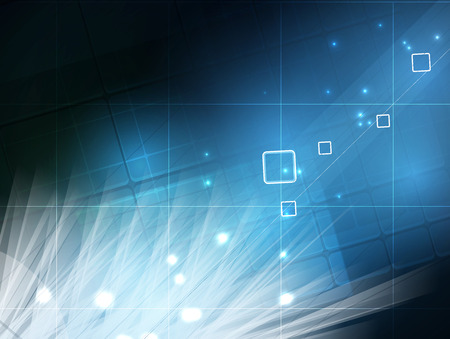 business abstract: Abstract tech background. Futuristic interface. illustration with many geometric shape.