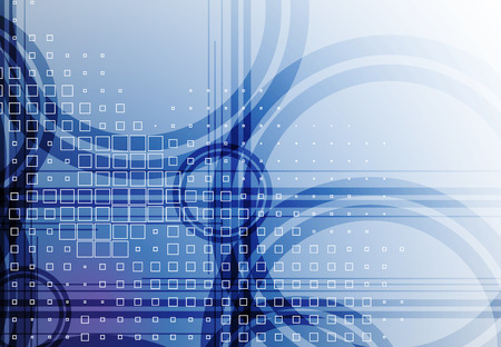 tech background: Fondo de tecnolog�a abstracta.  Vectores