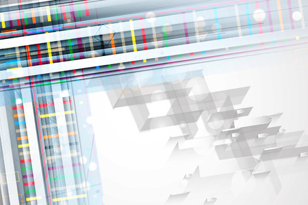 tech background: Abstract tech background.